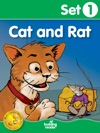 Budding Reader Book Set 1 Cat And Rat