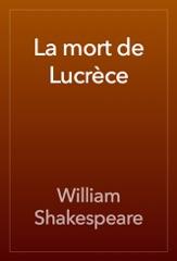 La mort de Lucrèce