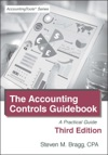 The Accounting Controls Guidebook Third Edition