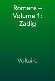 Romans Volume 1 Zadig