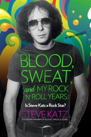 BLOOD, SWEAT, AND MY ROCK N ROLL YEARS