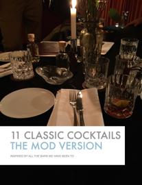 11 Classic Cocktails book