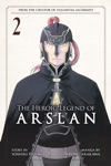 The Heroic Legend Of Arslan Volume 2