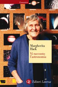 Vi racconto l'astronomia Libro Cover