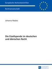 Die Eizellspende im deutschen und dänischen Recht