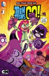 FCBD 2015 - Teen Titans GoScooby-Doo Team-Up Special Edition 2015 1