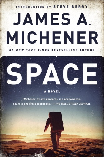 James A. Michener & Steve Berry - Space