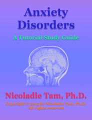 Anxiety Disorders: A Tutorial Study Guide
