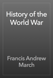 History of the World War book