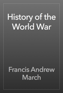 History of the World War Book Review