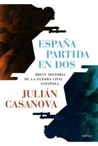 España partida en dos Buch-Cover