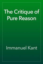 The Critique of Pure Reason book