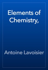 Elements of Chemistry,