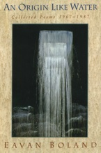 An Origin Like Water: Collected Poems 1957-1987