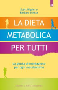 La dieta metabolica per tutti Libro Cover