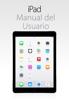 Apple Inc. - Manual del usuario del iPad para iOS 8.1 artwork
