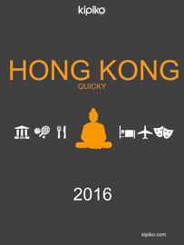 Hong Kong Quicky Guide book