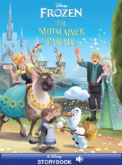 Frozen:  Midsummer Parade