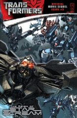 Transformers: The Reign of Starscream #5