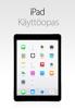 Apple Inc. - iPadin käyttöopas iOS 8 -käyttöjärjestelmälle artwork
