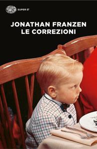 Le correzioni Copertina del libro
