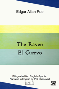 The Raven - El cuervo (Bilingual With Audio) Book Review