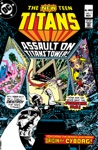 The New Teen Titans 1980- 7