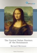 The Central Italian Painters of the Renaissance Book Cover