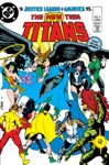 The New Teen Titans 1980- 4