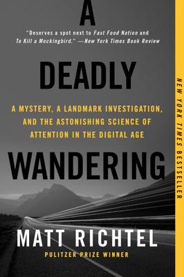 A Deadly Wandering - Matt Richtel book