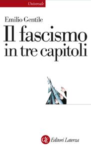 Il fascismo in tre capitoli Libro Cover