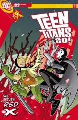 Teen Titans Go! (2003-) #23
