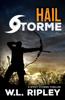 W.L. Ripley - Hail Storme kunstwerk