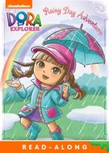 Rainy Day Adventure (Dora The Explorer) (Enhanced Edition)
