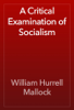 William Hurrell Mallock - A Critical Examination of Socialism artwork