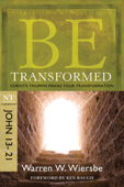 Be Transformed (John 13-21) Book Cover