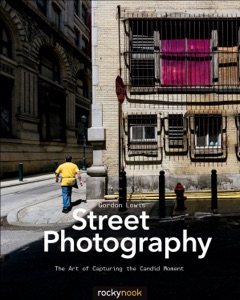 Street Photography Book Cover