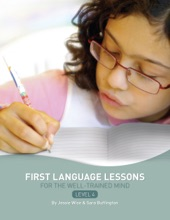 First Language Lessons Level 4: Instructor Guide (First Language Lessons)