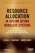 Resource Allocation In Uplink OFDMA Wireless Systems