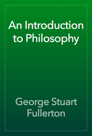 An Introduction to Philosophy book