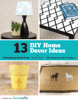 Prime Publishing - 13 DIY Home Decor Ideas from Stencil Ease ilustraciГіn