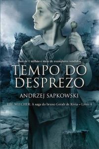 Tempo do Desprezo Book Cover