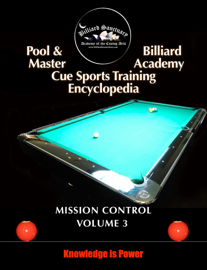 Pool & Billiard Master Academy Training Encyclopedia