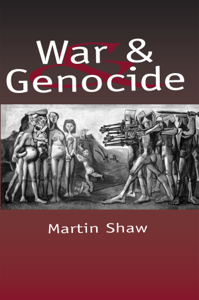 War and Genocide Copertina del libro