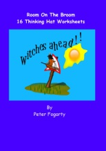 Room On The Broom: 16 Thinking Hat Worksheets.