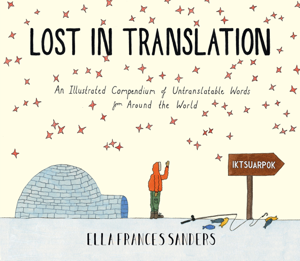 Lost in Translation Libro Cover