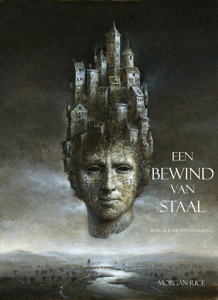 Een Bewind Van Staal (Boek #11 In De Tovenaarsring) Boekomslag