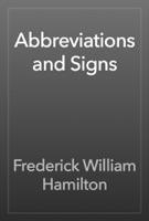 Abbreviations and Signs