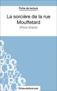 La sorcière de la rue Mouffetard La couverture du livre martien
