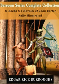 BARSOOM SERIES COMPLETE COLLECTION